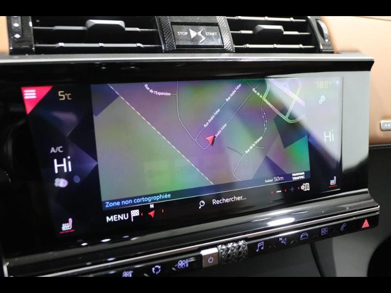 Photo 26 de l'offre de DS DS 7 Crossback BlueHDi 130ch Grand Chic Automatique 7cv à 39900€ chez Autovia Véhicules Multimarques