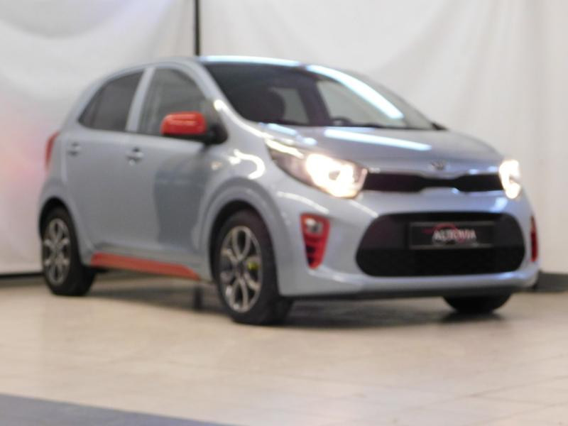 Kia Picanto 1.0 67ch Launch Edition Essence bleu Occasion à vendre