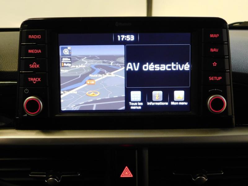 Photo 20 de l'offre de KIA Picanto 1.0 67ch Launch Edition à 9990€ chez Autovia Véhicules Multimarques