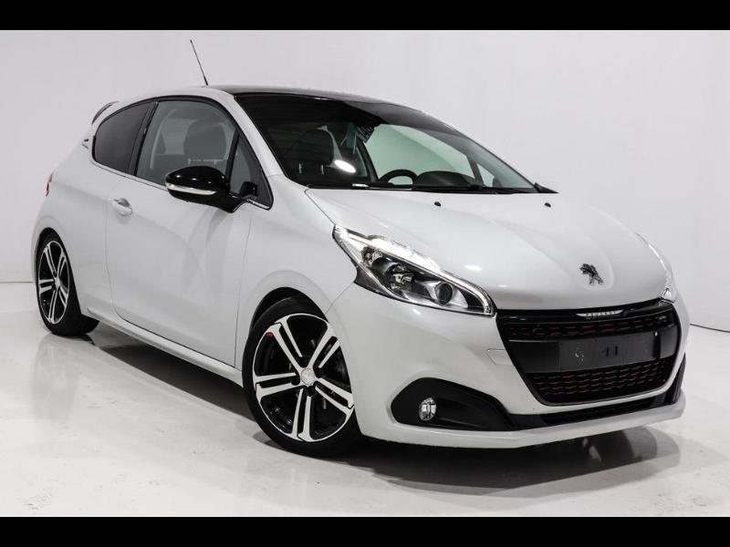 Peugeot 208 1.6 BlueHDi 100ch GT Line 3p Diesel BLANC NACRE Occasion à vendre