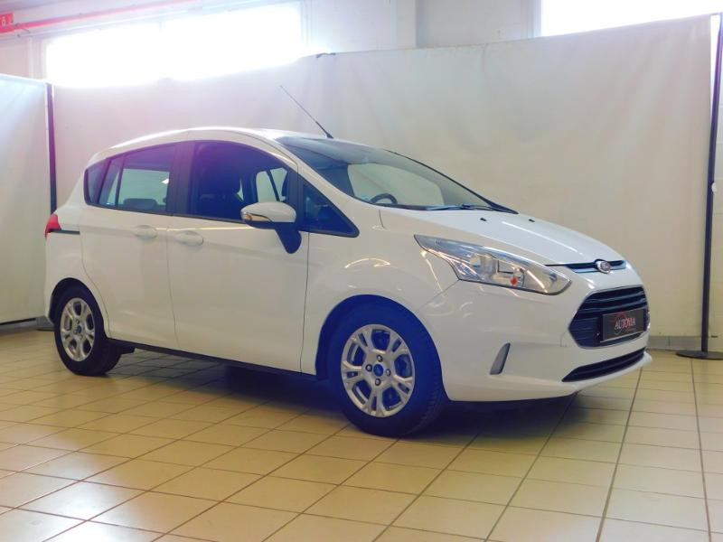 Ford B-MAX 1.0 SCTi 100ch EcoBoost Stop&Start Edition Essence BLANC Occasion à vendre