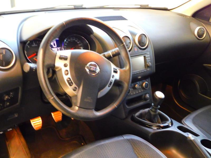 Photo 7 de l'offre de NISSAN Qashqai 1.5 dCi 110ch FAP Connect Edition à 10990€ chez Autovia Véhicules Multimarques