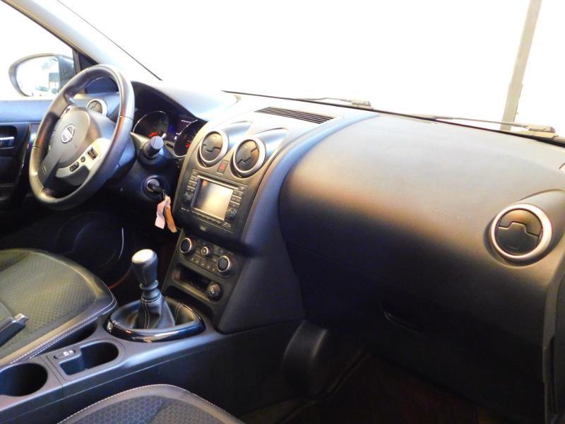 Photo 8 de l'offre de NISSAN Qashqai 1.5 dCi 110ch FAP Connect Edition à 10990€ chez Autovia Véhicules Multimarques