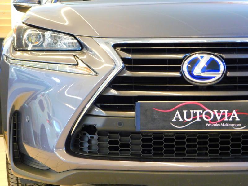 Photo 7 de l'offre de LEXUS NX 300h 2WD Pack Business à 24990€ chez Autovia Véhicules Multimarques