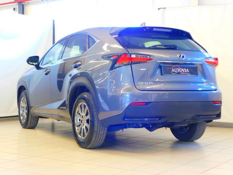 Photo 6 de l'offre de LEXUS NX 300h 2WD Pack Business à 24990€ chez Autovia Véhicules Multimarques