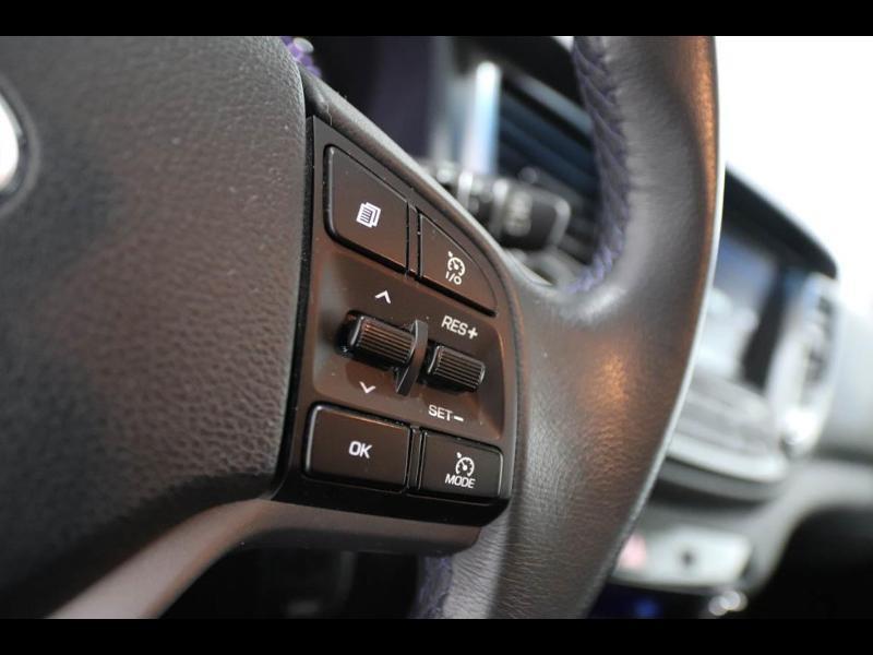 Photo 17 de l'offre de HYUNDAI Tucson 1.7 CRDI 141ch Executive 2017 2WD DCT-7 à 21990€ chez Autovia Véhicules Multimarques
