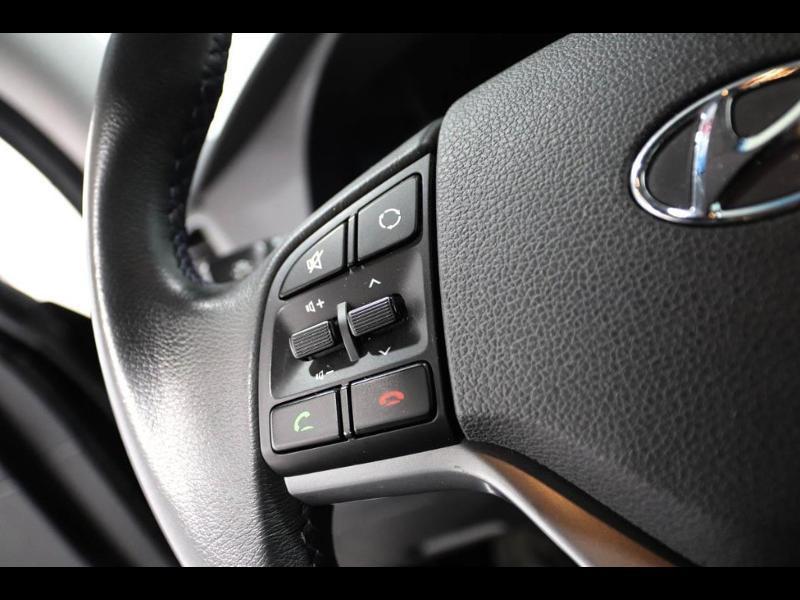 Photo 16 de l'offre de HYUNDAI Tucson 1.7 CRDI 141ch Executive 2017 2WD DCT-7 à 21990€ chez Autovia Véhicules Multimarques