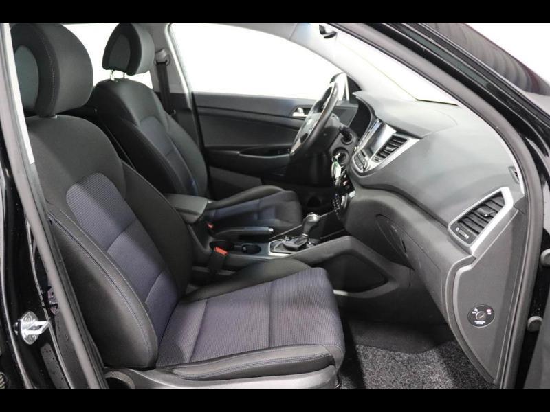 Photo 11 de l'offre de HYUNDAI Tucson 1.7 CRDI 141ch Executive 2017 2WD DCT-7 à 21990€ chez Autovia Véhicules Multimarques