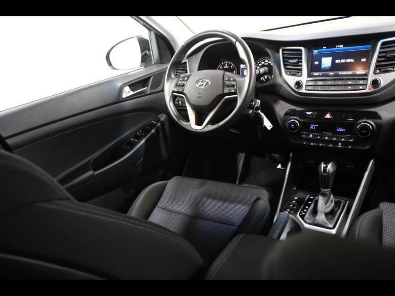Photo 2 de l'offre de HYUNDAI Tucson 1.7 CRDI 141ch Executive 2017 2WD DCT-7 à 21990€ chez Autovia Véhicules Multimarques
