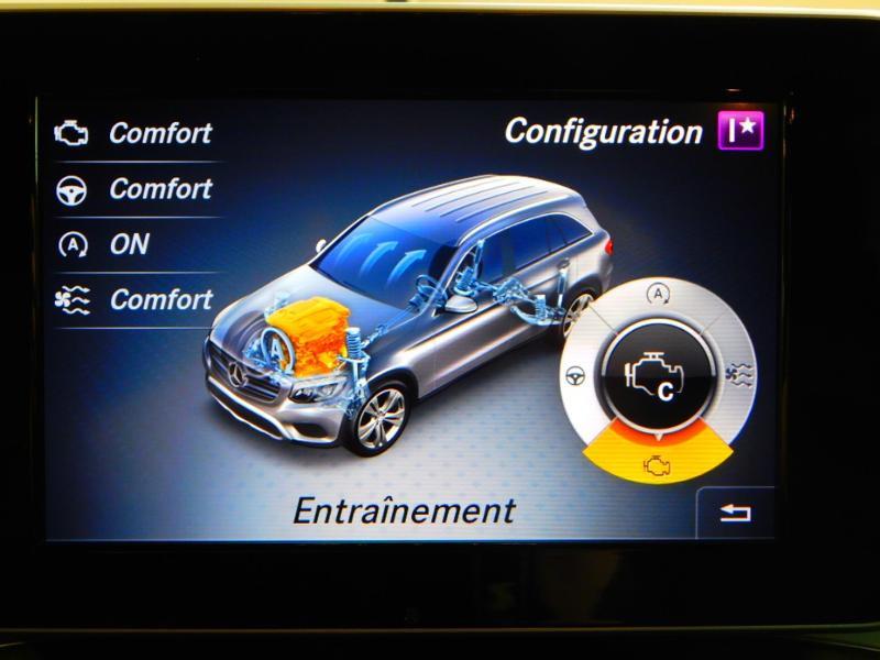Photo 26 de l'offre de MERCEDES-BENZ GLC 250 d 204ch Executive 4Matic 9G-Tronic à 37900€ chez Autovia Véhicules Multimarques