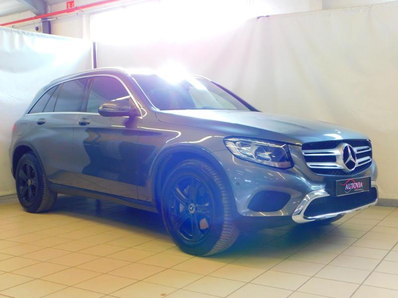 Mercedes-Benz GLC 250 d 204ch Executive 4Matic 9G-Tronic Diesel gris Occasion à vendre