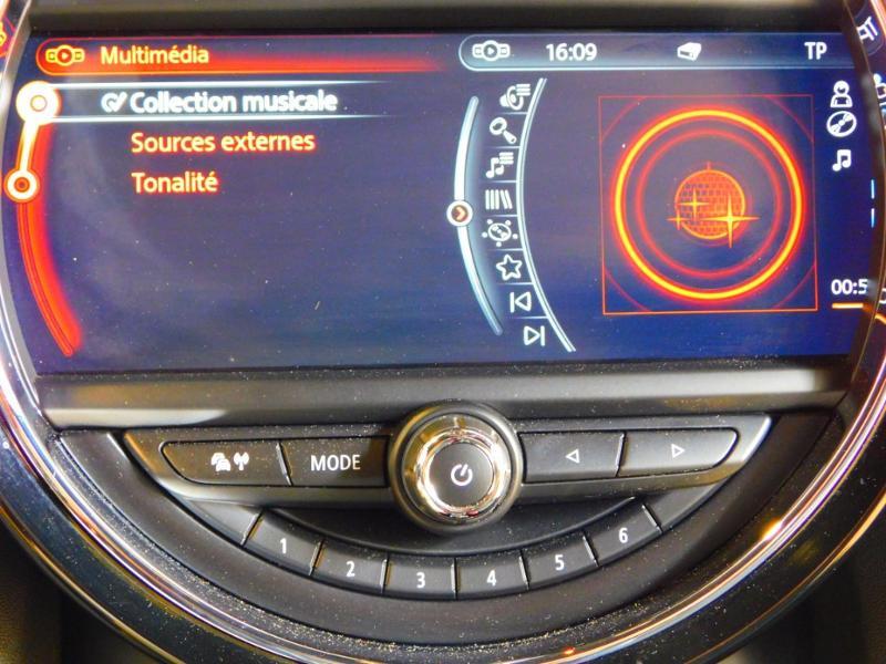 Photo 23 de l'offre de MINI Mini John Cooper Works 231ch BVAS à 30900€ chez Autovia Véhicules Multimarques