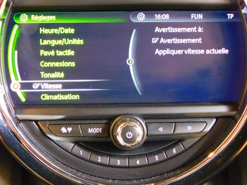Photo 20 de l'offre de MINI Mini John Cooper Works 231ch BVAS à 30900€ chez Autovia Véhicules Multimarques