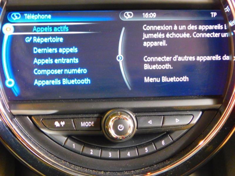 Photo 24 de l'offre de MINI Mini John Cooper Works 231ch BVAS à 30900€ chez Autovia Véhicules Multimarques