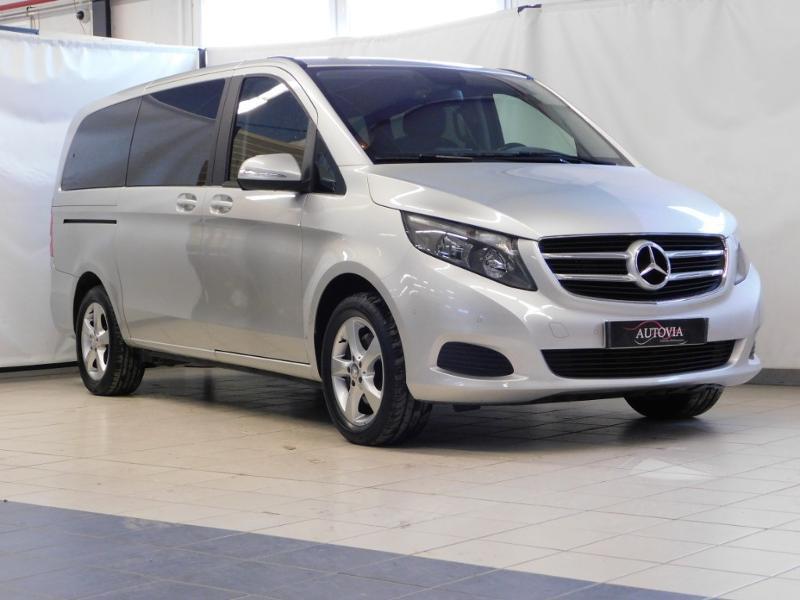 Photo 1 de l'offre de MERCEDES-BENZ Classe V 220 CDI Long 7G-Tronic Plus à 34900€ chez Autovia Véhicules Multimarques