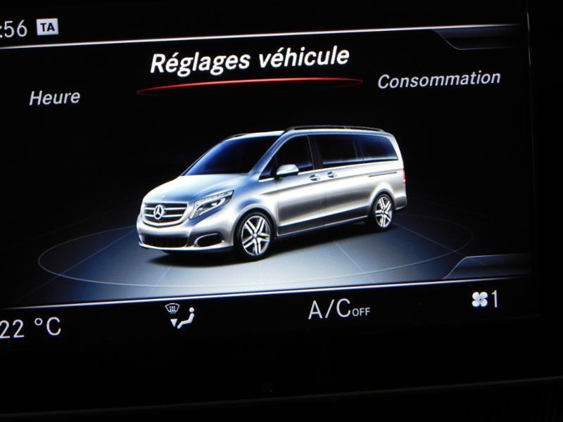 Photo 24 de l'offre de MERCEDES-BENZ Classe V 220 CDI Long 7G-Tronic Plus à 34900€ chez Autovia Véhicules Multimarques