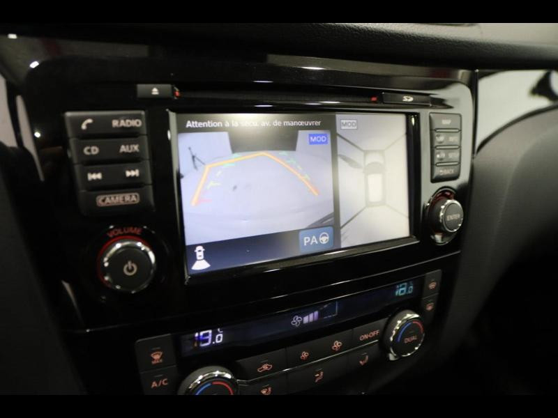 Photo 8 de l'offre de NISSAN Qashqai 1.2L DIG-T 115ch Connect Edition à 17990€ chez Autovia Véhicules Multimarques