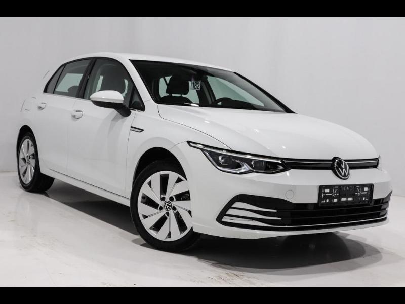 Volkswagen Golf 1.5 eTSI OPF 150ch Style 1st DSG7 Essence BLANC Occasion à vendre