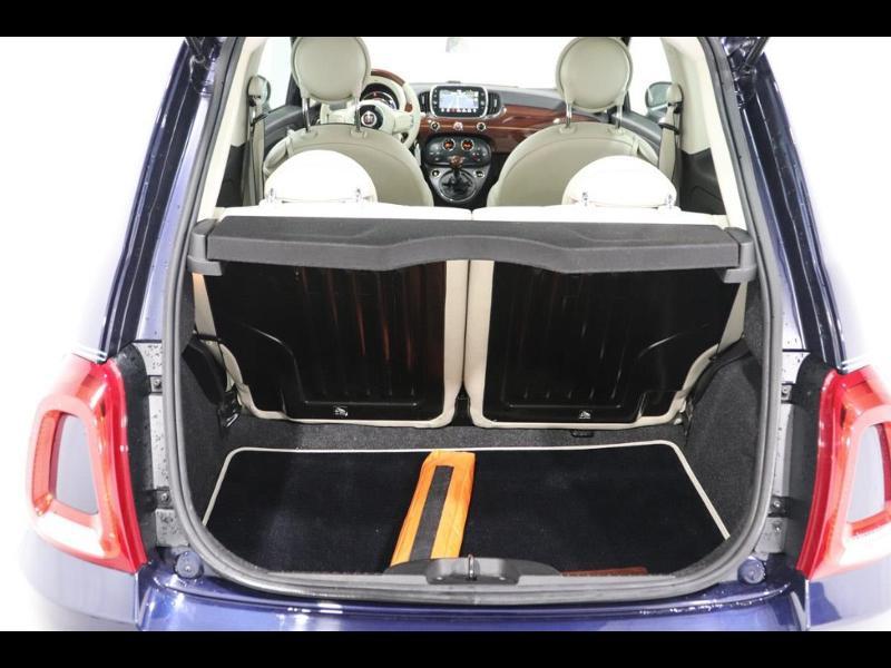 Photo 4 de l'offre de FIAT 500 1.3 Multijet 16v 95ch DPF S&S Riva (volant bois) à 15990€ chez Autovia Véhicules Multimarques