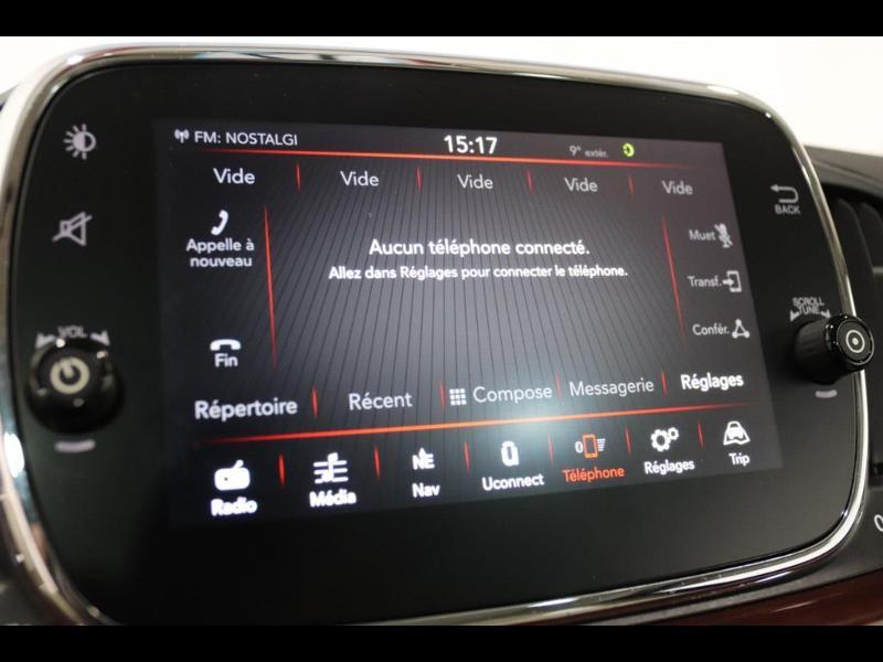 Photo 19 de l'offre de FIAT 500 1.3 Multijet 16v 95ch DPF S&S Riva (volant bois) à 15990€ chez Autovia Véhicules Multimarques