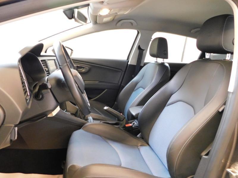 Photo 12 de l'offre de SEAT Leon 1.2 TSI 110ch Connect Start&Stop à 12990€ chez Autovia Véhicules Multimarques