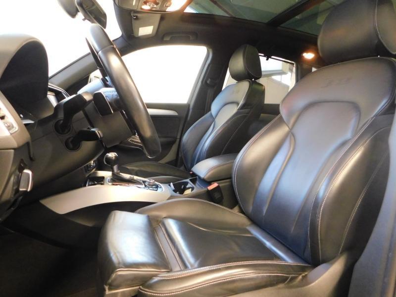 Photo 24 de l'offre de AUDI SQ5 3.0 V6 BiTDI 326ch quattro Tiptronic à 37690€ chez Autovia Véhicules Multimarques