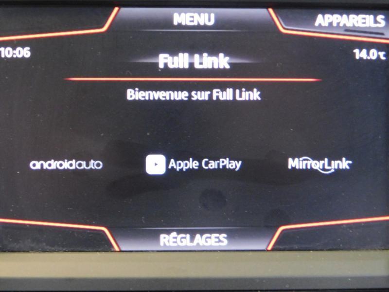 Photo 9 de l'offre de SEAT Leon 1.2 TSI 110ch Connect Start&Stop à 12990€ chez Autovia Véhicules Multimarques