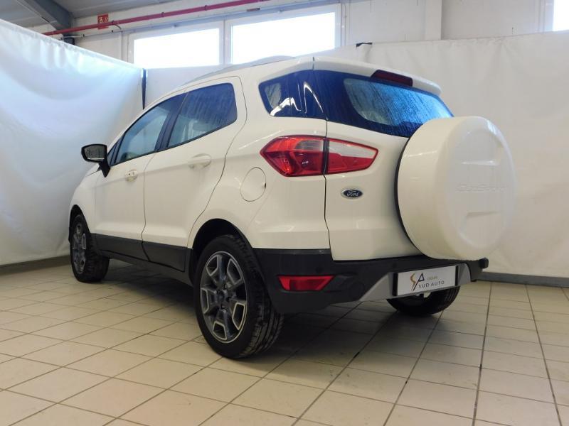 Photo 3 de l'offre de FORD EcoSport 1.0 EcoBoost 125ch Titanium à 12990€ chez Autovia Véhicules Multimarques
