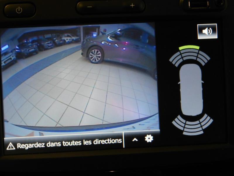 Photo 8 de l'offre de RENAULT Captur 1.3 TCe 130ch FAP Intens à 15990€ chez Autovia Véhicules Multimarques