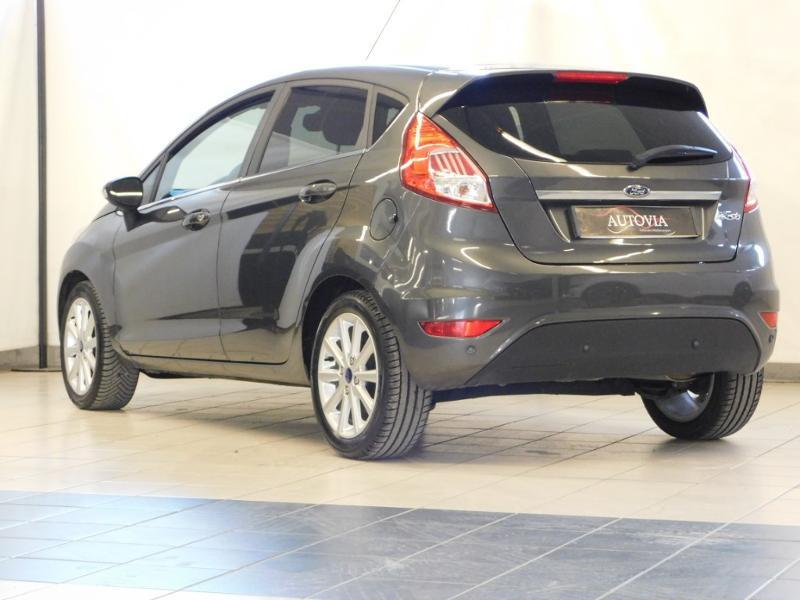 Photo 6 de l'offre de FORD Fiesta 1.5 TDCi 95ch FAP Titanium 5p à 9890€ chez Autovia Véhicules Multimarques