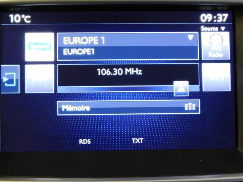 Photo 27 de l'offre de PEUGEOT 508 2.0 BlueHDi 180ch FAP GT EAT6 à 19890€ chez Autovia Véhicules Multimarques
