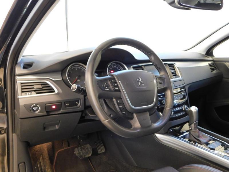 Photo 12 de l'offre de PEUGEOT 508 2.0 BlueHDi 180ch FAP GT EAT6 à 19890€ chez Autovia Véhicules Multimarques