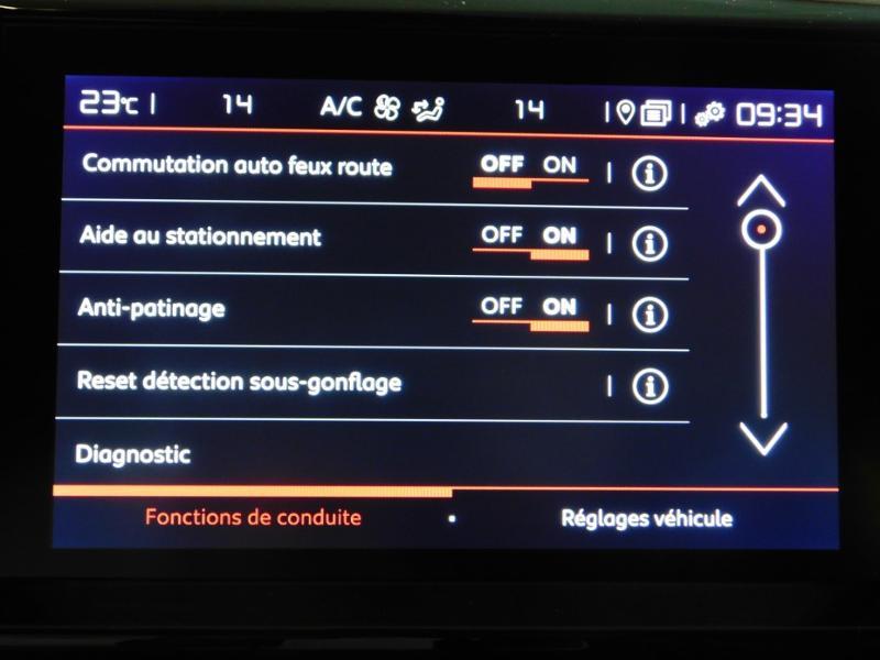 Photo 22 de l'offre de CITROEN C5 Aircross BlueHDi 130ch S&S Shine EAT8 à 33590€ chez Autovia Véhicules Multimarques