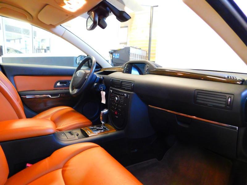 Photo 27 de l'offre de CITROEN C6 2.7 V6 HDi Exclusive FAP à 16990€ chez Autovia Véhicules Multimarques