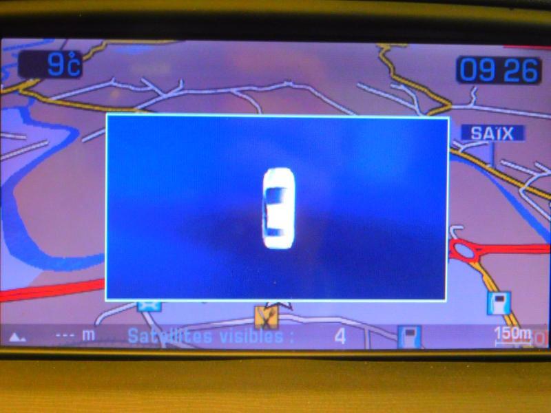 Photo 22 de l'offre de CITROEN C6 2.7 V6 HDi Exclusive FAP à 16990€ chez Autovia Véhicules Multimarques
