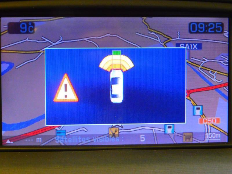 Photo 21 de l'offre de CITROEN C6 2.7 V6 HDi Exclusive FAP à 16990€ chez Autovia Véhicules Multimarques