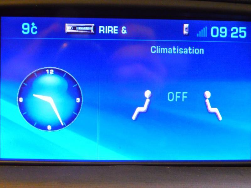 Photo 19 de l'offre de CITROEN C6 2.7 V6 HDi Exclusive FAP à 16990€ chez Autovia Véhicules Multimarques