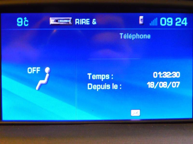 Photo 16 de l'offre de CITROEN C6 2.7 V6 HDi Exclusive FAP à 16990€ chez Autovia Véhicules Multimarques