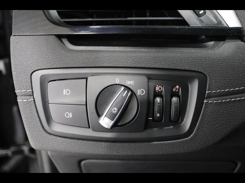 Photo 20 de l'offre de BMW X2 sDrive18d 150ch Lounge à 27990€ chez Autovia Véhicules Multimarques