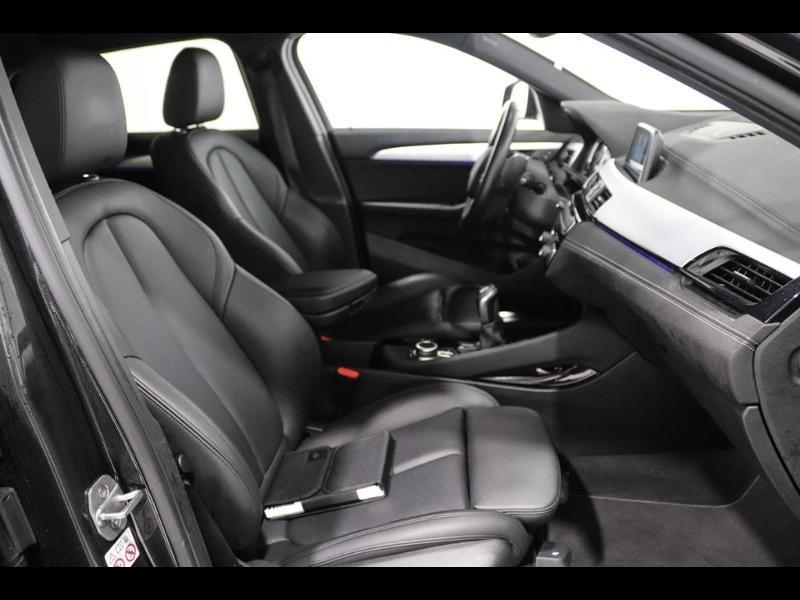 Photo 14 de l'offre de BMW X2 sDrive18d 150ch Lounge à 27990€ chez Autovia Véhicules Multimarques