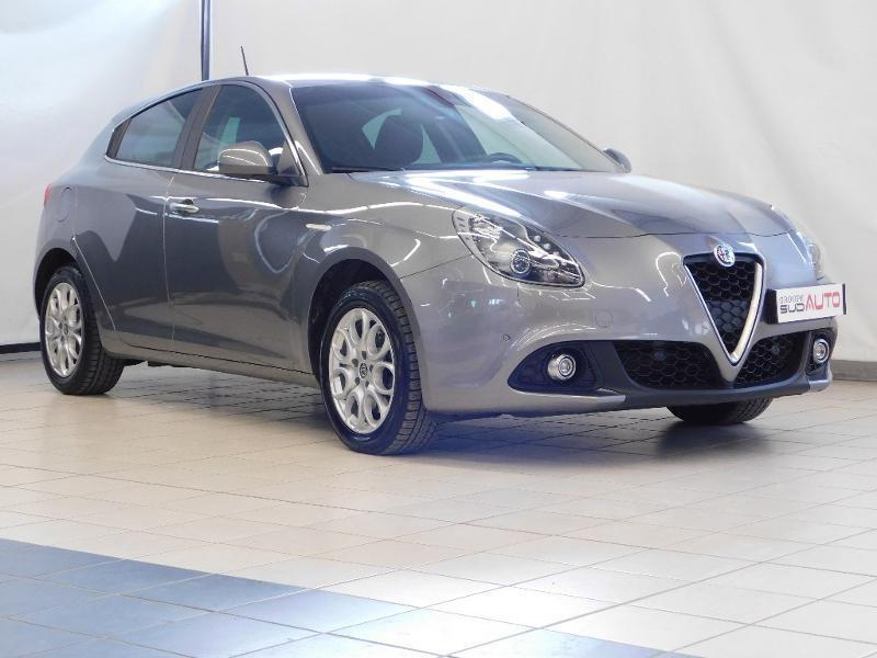 Alfa Romeo Giulietta 2.0 JTDm 150ch Business Stop&Start Diesel gris platine Occasion à vendre