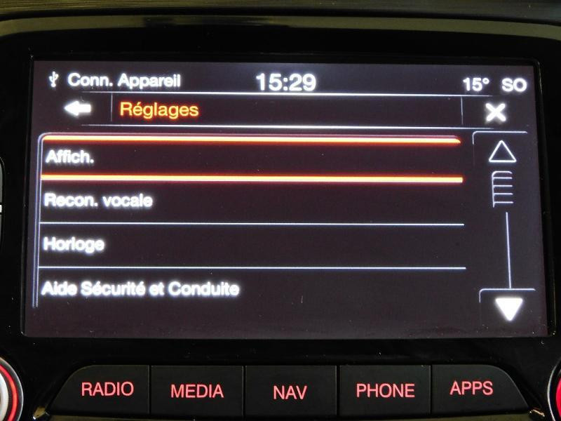 Photo 25 de l'offre de ALFA ROMEO Giulietta 2.0 JTDm 150ch Business Stop&Start à 16490€ chez Autovia Véhicules Multimarques