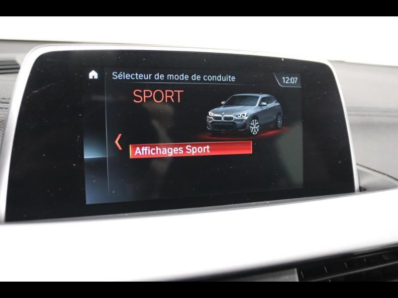 Photo 24 de l'offre de BMW X2 sDrive18d 150ch Lounge à 27990€ chez Autovia Véhicules Multimarques