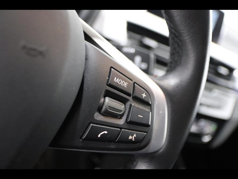 Photo 13 de l'offre de BMW X2 sDrive18d 150ch Lounge à 27990€ chez Autovia Véhicules Multimarques