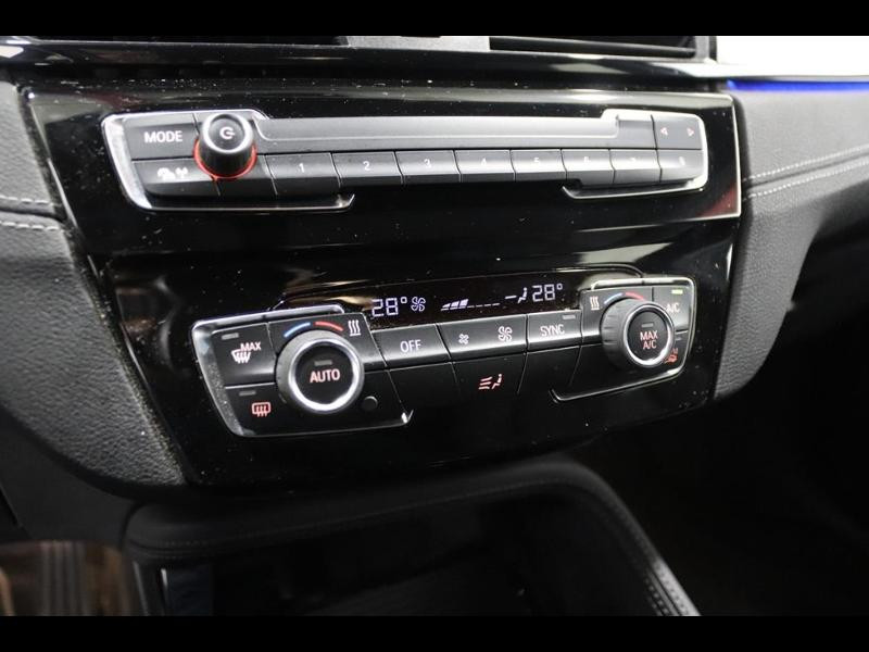 Photo 9 de l'offre de BMW X2 sDrive18d 150ch Lounge à 27990€ chez Autovia Véhicules Multimarques