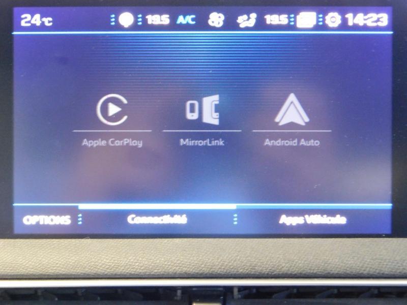 Photo 27 de l'offre de PEUGEOT 3008 2.0 BlueHDi 180ch GT S&S EAT6 à 24990€ chez Autovia Véhicules Multimarques
