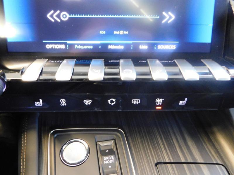 Photo 15 de l'offre de PEUGEOT 508 BlueHDi 180ch S&S First Edition EAT8 à 30990€ chez Autovia Véhicules Multimarques
