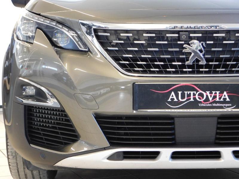 Photo 7 de l'offre de PEUGEOT 3008 2.0 BlueHDi 180ch GT S&S EAT6 à 24990€ chez Autovia Véhicules Multimarques