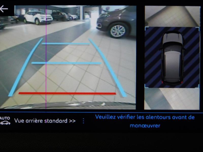 Photo 10 de l'offre de PEUGEOT 3008 2.0 BlueHDi 180ch GT S&S EAT6 à 24990€ chez Autovia Véhicules Multimarques