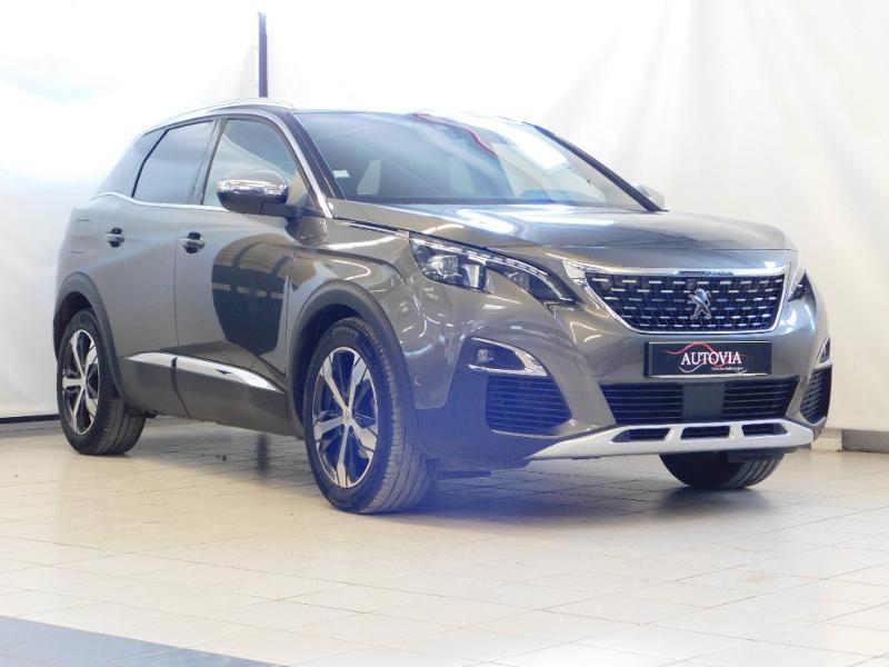 Peugeot 3008 2.0 BlueHDi 180ch GT S&S EAT6 Diesel vert fonce Occasion à vendre